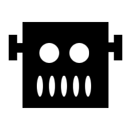 I made this icon by hand in less than two minutes, so I know it does not look cool. But you get the point.